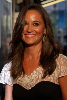 Pippa Middleton attends The UK Film Premiere of Shadow Dancer at Cineworld Haymarket, London, on August 13, 2012