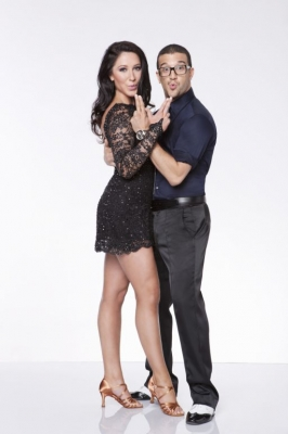 'Dancing with the Stars: All-Stars' promo photo with Bristol Palin and Mark Ballas