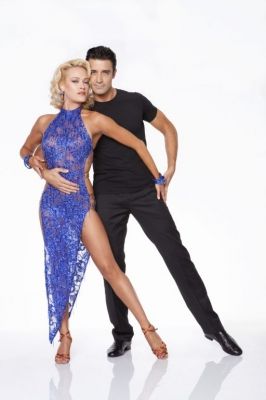 'Dancing with the Stars: All-Stars' promo photo with Gilles Marini and Peta Murgatroyd