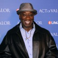 Michael Clarke Duncan attends the premiere of Relativity Media's 'Act of Valor' at ArcLight Cinemas in Hollywood, Calif. on February 13, 2012