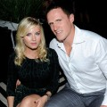 Elisha Cuthbert and Dion Phaneuf are seen at the Toronto International Film Festival in Toronto, Canada on September 10, 2011