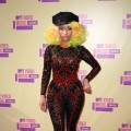 Nicki Minaj arrives at the 2012 MTV Video Music Awards at Staples Center, Los Angeles, on September 6, 2012