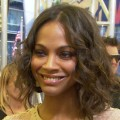 2012 MTV Video Music Awards: Zoe Saldana Talks New Movie The Words