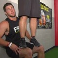 Tim Tebow Shares His Insane Workout