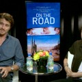 Kristen Stewart & Garrett Hedlund Talk On The Road — Toronto Film Festival 2012