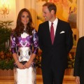 Catherine, Duchess of Cambridge and Prince William, Duke of Cambridge visit the Singapore Botanical Gardens on day 1 of their Diamond Jubilee tour on September 11, 2012 in Singapore