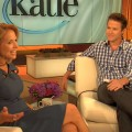 Katie Couric and Billy Bush, New York, Sept. 10, 2012