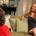 The lovely Heather Graham visits Access Hollywood Live on September 12, 2012