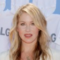 Christina Applegate arrives as LG presents '20 Magic Minutes..A Family Celebration' at The Garden at Ascona Mansion in Los Angeles on June 23, 2012