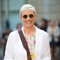 Annie Lennox attends a special &#8216;Celebration of the Arts&#8217; event at the Royal Academy of Arts in London on May 23, 2012