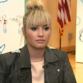 Demi Lovato Speaks Out Against Bullying