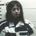 Fiona Apple is seen in a police booking photo September 19, 2012 in Sierra Blanca, Texas