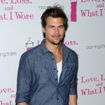 Nick Zano attends the 'Love, Loss, and What I Wore' new cast member celebration at 44 1/2 in New York City on July 1, 2010