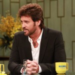 Billy Ray Cyrus visits Access Hollywood Live, Burbank, Sept. 7, 2012