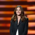 Julia Roberts speaks at Stand Up To Cancer at The Shrine Auditorium in Los Angeles on September 7, 2012