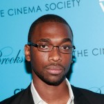 Jay Pharoah attends The Cinema Society & Brooks Brothers with Grey Goose screening of 'Lola Versus' at the SVA Theatre on June 5, 2012 in New York City