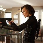 Milla Jovovich in 'Resident Evil: Retribution'