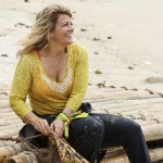Lisa Whelchel seen on 'Survivor: Philippines'