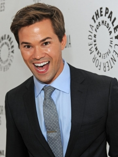 Andrew Rannells at the 2012 PaleyFest: Fall TV Preview - NBC's 'The New Normal' at The Paley Center for Media, Los Angeles, on September 5, 2012
