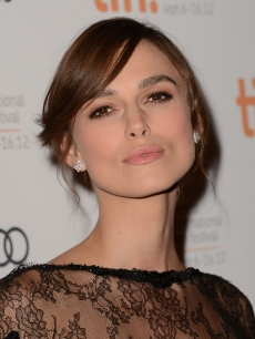 Keira Knightley attends the 'Anna Karenina' premiere during the 2012 Toronto International Film Festival at The Elgin on September 7, 2012 in Toronto