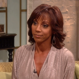 Holly Robinson Peete Reminisces About Michael Clarke Duncan & Gives Update On His Fiancee Omarosa