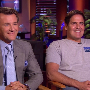 Mark Cuban & Robert Herjavec Talk ABC's Shark Tank Season 4