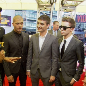 2012 MTV Video Music Awards: The Wanted Have A Blast