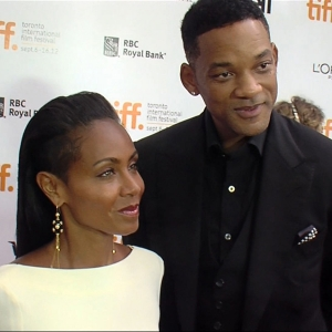 Toronto Film Festival 2012: Jada Pinkett Smith & Will Smith Free Angela