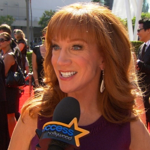 2012 Creative Emmys: Kathy Griffin Reacts To Her Nomination