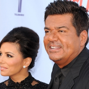 2012 ALMA Awards: Eva Longoria &amp; George Lopez Get Ready To Host