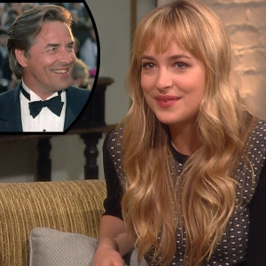 Dakota Johnson: What Was It Like Growing Up With Famous Parents Don Johnson &amp; Melanie Griffith?