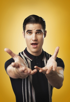 Darren Criss in Season 4 of 'Glee'