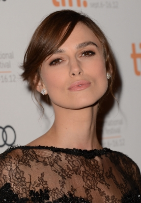 Keira Knightley attends the &#8216;Anna Karenina&#8217; premiere during the 2012 Toronto International Film Festival at The Elgin on September 7, 2012 in Toronto