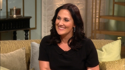 Ricki Lake stops by Access Hollywood Live on September 4, 2012