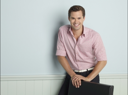Andrew Rannells of 'The New Normal'