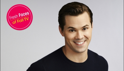 One of AccessHollywood.com's Fresh Faces of Fall TV: Andrew Rannells of 'The New Normal'