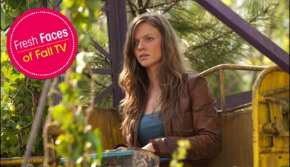 One of AccessHollywood.com's Fresh Faces of Fall TV — Tracy Spiridakos of 'Revolution'