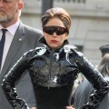 Lady Gaga attends 'Fame' Eau De Parfum Launch at Sephora Champs-Elysees in Paris on September 23, 2012