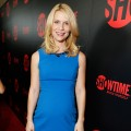 Claire Danes shows off her growing baby bump at Showtime's 2012 'EMMYEVE' Soiree held at Sunset Tower in West Hollywood, Calif. on September 22, 2012