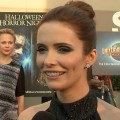 Bitsie Tulloch Talks Grimm Halloween Episode