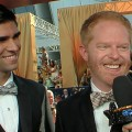 Emmys 2012: Jesse Tyler Ferguson &amp; Fiance Reveal Engagement Details!