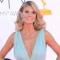 2012 Emmy Awards: Heidi Klum Shows Off Her Long Legs