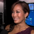 Carrie Ann Inaba: We&#8217;re Going To Be Tougher On The Dancing Contestants This Season - Emmys 2012 Gift Lounge
