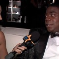 Tracy Morgan: How Did His Prank With Jimmy Kimmel Come To Be? - Emmys 2012 Gift Lounge