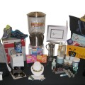 Items from inside the The Presenters Gift Lounge backstage at The Nokia Theatre in celebration of The 64th Primetime Emmy Awards