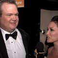 Eric Stonestreet Laughs Off Dating Rumors - Emmys 2012 Gift Lounge