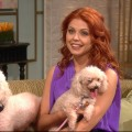 Anna Trebunskaya Helps Two Cute Dogs Find A Home