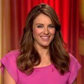 Elizabeth Hurley Takes On Cancer & Talks Engagement