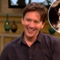 Andrew McCarthy stops by Access Hollywood Live on October 1, 2012 / inset: Andrew McCarthy  in 'Pretty in Pink'