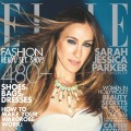 Sarah Jessica Parker on the cover of ELLE magazine's November 2012 issue